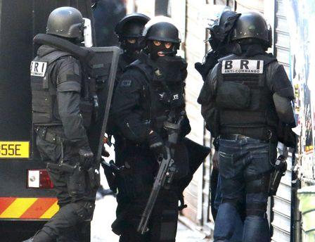 Правоохоронці Франції
