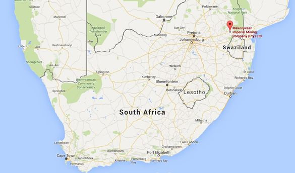 Авария произошла неподалеку от Йоханнесбурга