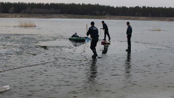 Двое детей утонули возере вСеверодонецке
