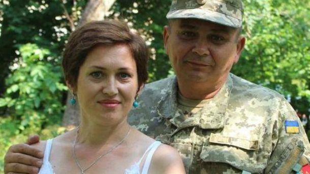 Мирослава з чоловіком
