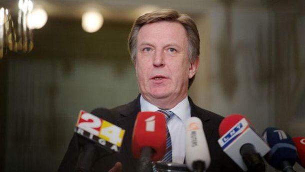 Глава правительства Латвии Марис Кучинскис