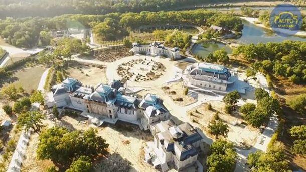Дворец Юры Енакиевского