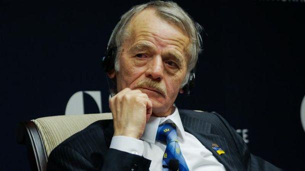 Турция рассматривает вопрос поставки вооружения Украине, — Джемилев