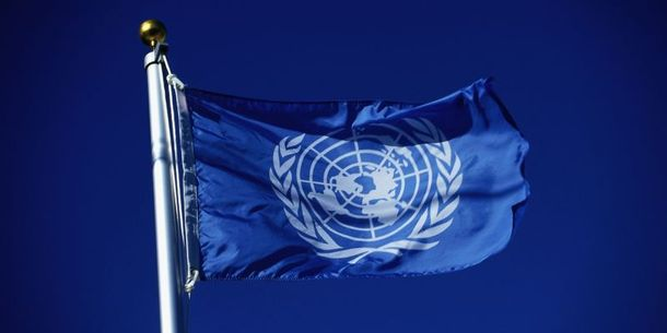 Флаг ООН