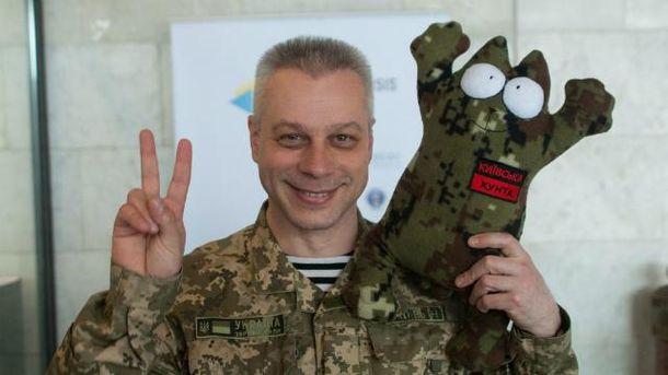 Лысенко открестился от заявлений о Саакашвили российской газете