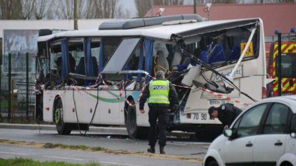Аварія у Франції