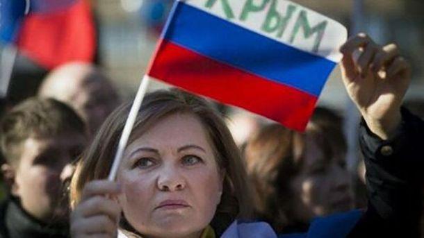 Оккупированный Крым