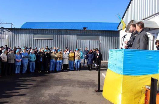 Олег Ляшко відвідав виробничі потужності групи компаній S.Group