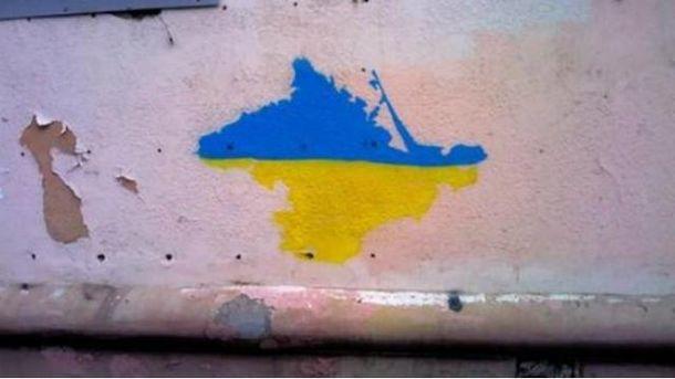 Рисунок Крыма