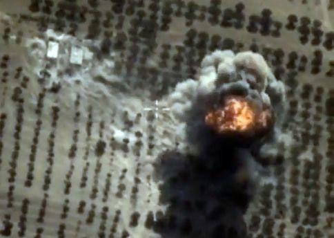Бомбардування