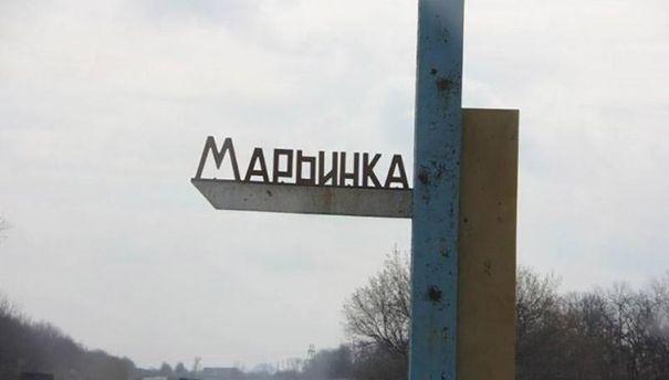Под Марьинкой иКрасногоровкой идет бой— руководитель РГА вМарьинке