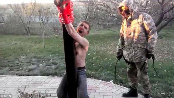 Пытки в
