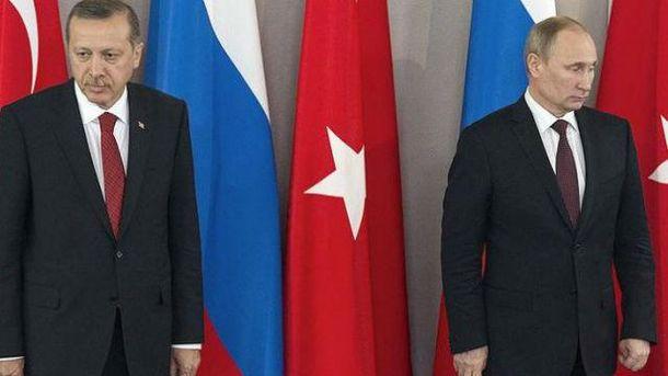 Россия и Турция в шаге от горячего конфликта, — британские СМИ