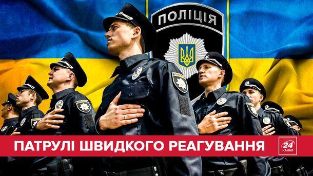 Нова поліція у регіонах