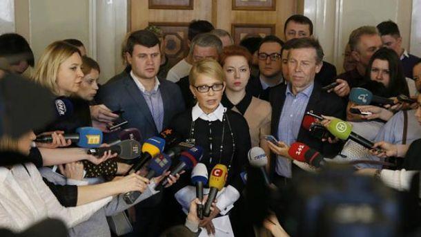 Петр Порошенко срочно вызвал наразговор Юлию Тимошенко