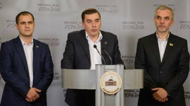 Богдан Матковский, Дмитрий Добродомов, Олег Мусий