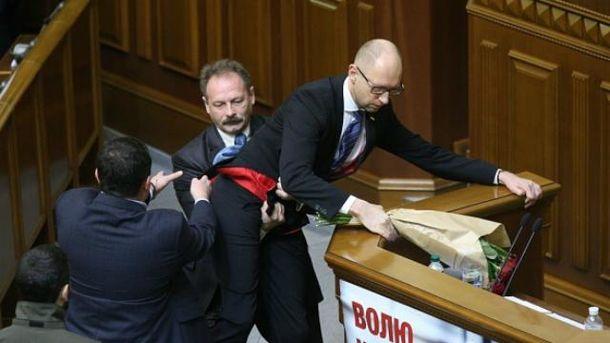 Олег Барна в Верховной Раде