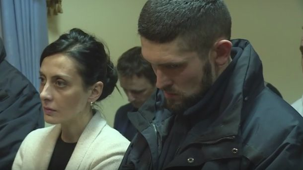 Хатія Деканоїдзе у суді