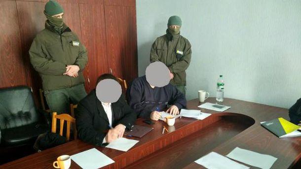 НАБУ задержала чиновника за растрату 14 миллионов