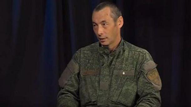 Главарь оккупантов Горловки Станислав Ким