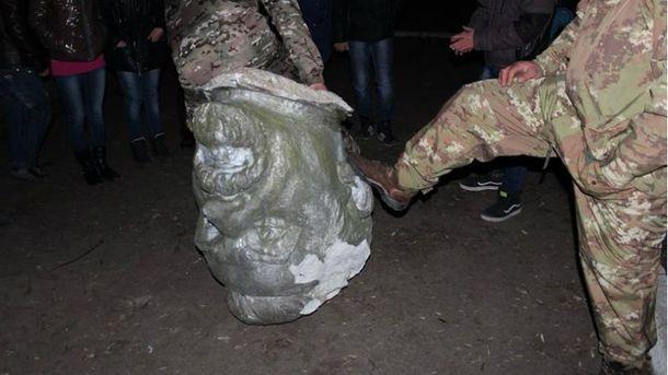 Памятник Григорию Петровскому