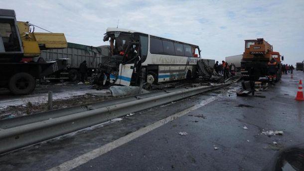ДТП в Одесской области