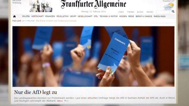 Главы МИД Германии и Франции раскритиковали официальный Киев в статье