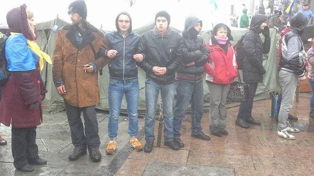 Протест у Києві