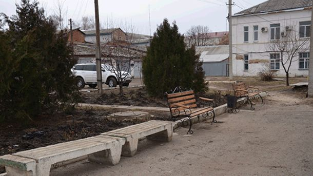 Місце вбивства Володимира Живаги