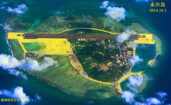 Остров Вуди