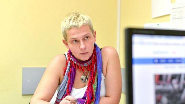 Марія Столярова