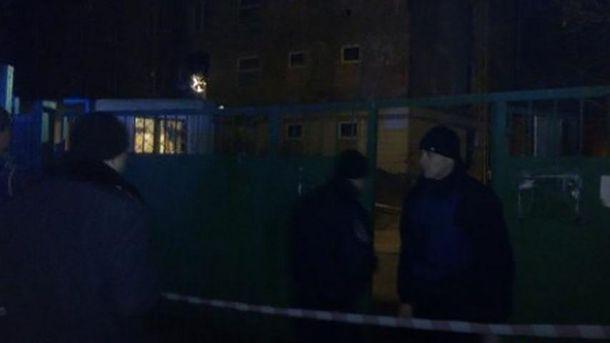 У Києві  вбили чоловіка