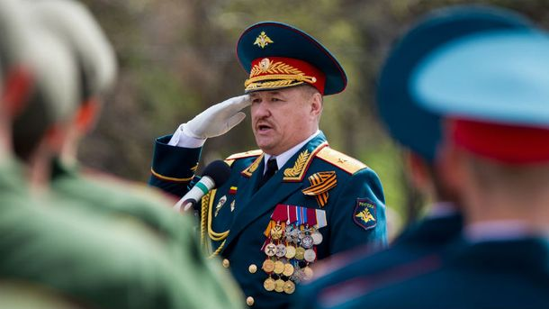 Генерал Валерій Асапов