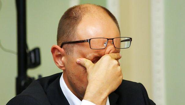 Руководство является легитимным— Яценюк