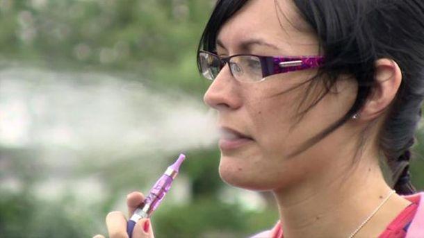 Електронні цигарки