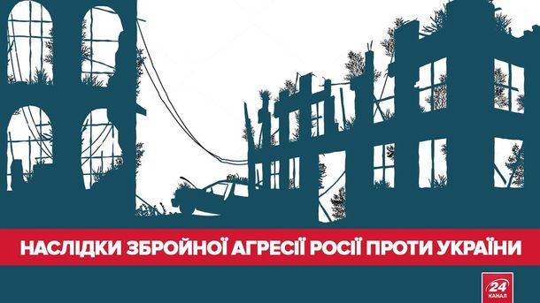 Война на Донбассе в цифрах