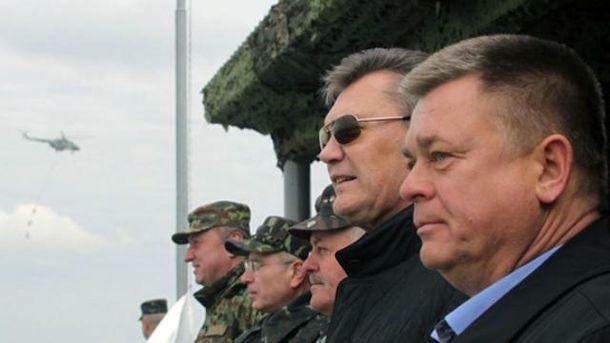 Павел Лебедев, Виктор Янукович