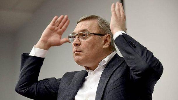 Михайло Касьянов