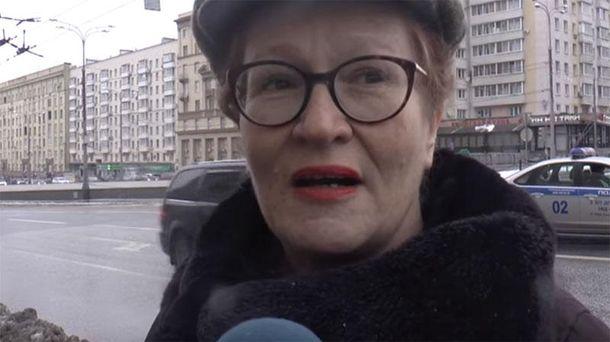 Москвичів спитали про Савченко