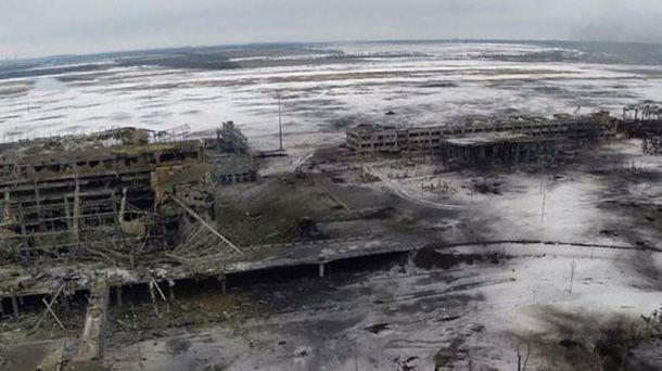 Руїни Донецького аеропорту