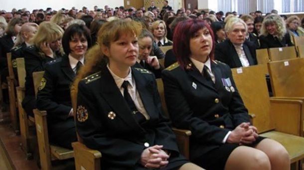 Женщины, которые служат в ВМС Украины