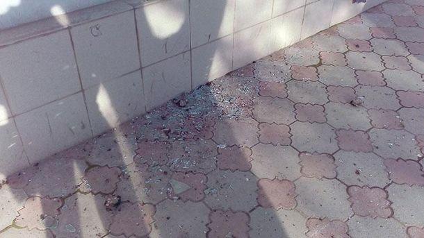 Напад на будівлю Меджлісу