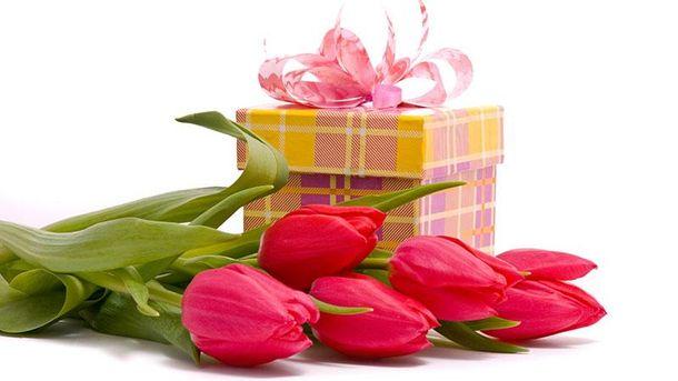 Подарунок на 8 березня