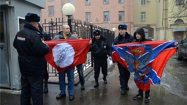 нападение на украинское консульство