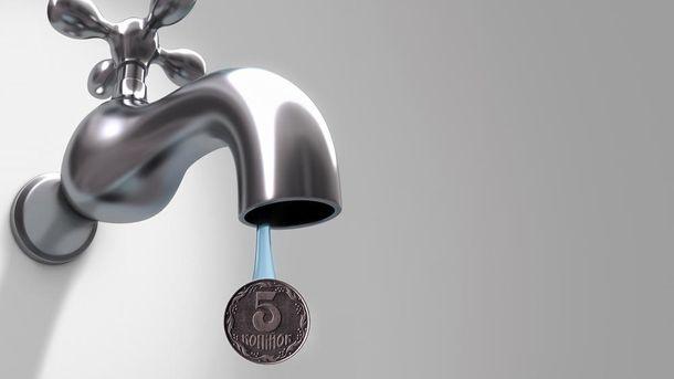 Потеря воды