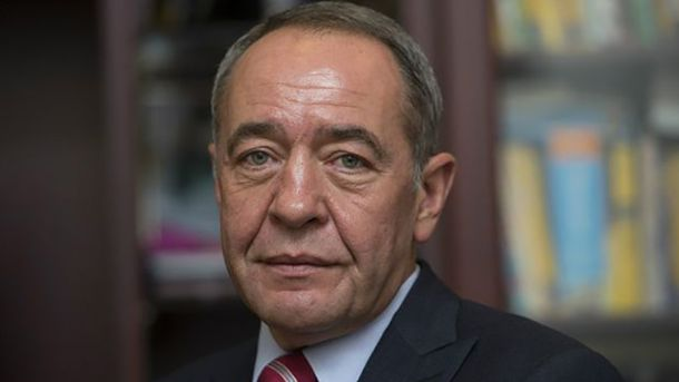 Михайло Лесін