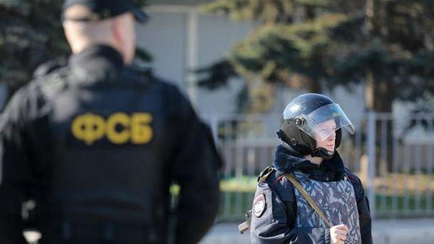 Російські спецслужби