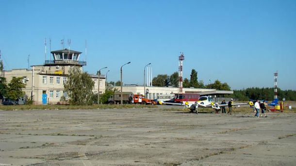 Аэропорт в Северодонецке