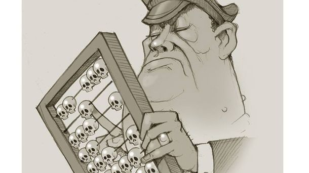 Карикатура Юрія Журавля