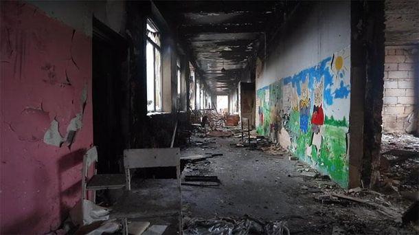 Школа в Песках
